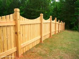 Wood Fence Posts - Wood Fencing Benefits 3