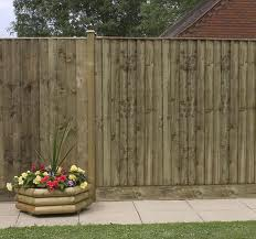 Cheap Panel Fences Options - Bamboo or PVC 1