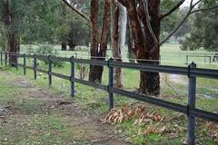 Plastic Fence Posts 3