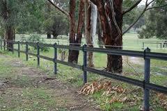 Plastic Fence Posts 3