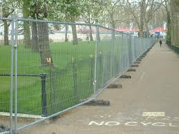 Heras Fencing - Temporary Fencing Panels 2