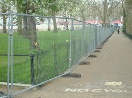 Heras Fencing - Temporary Fencing Panels 2
