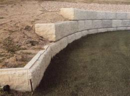 Retaining Wall Blocks 3