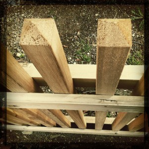 A Wooden Fence - A Necessity, an Art Form, and a DIY Project 2