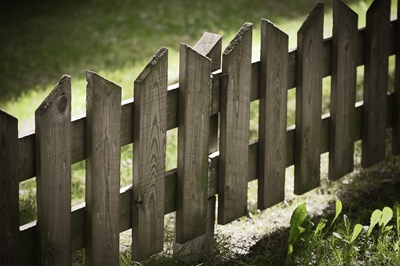 A Wooden Fence - A Necessity, an Art Form, and a DIY Project 3